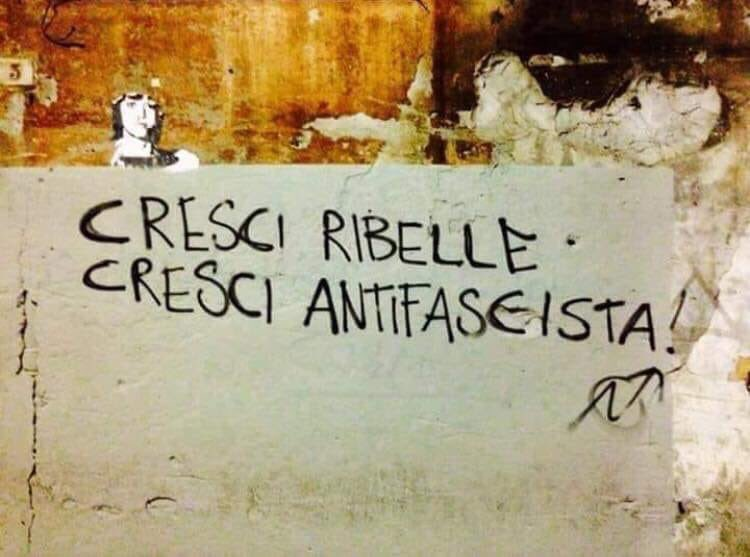 #AntiFascista