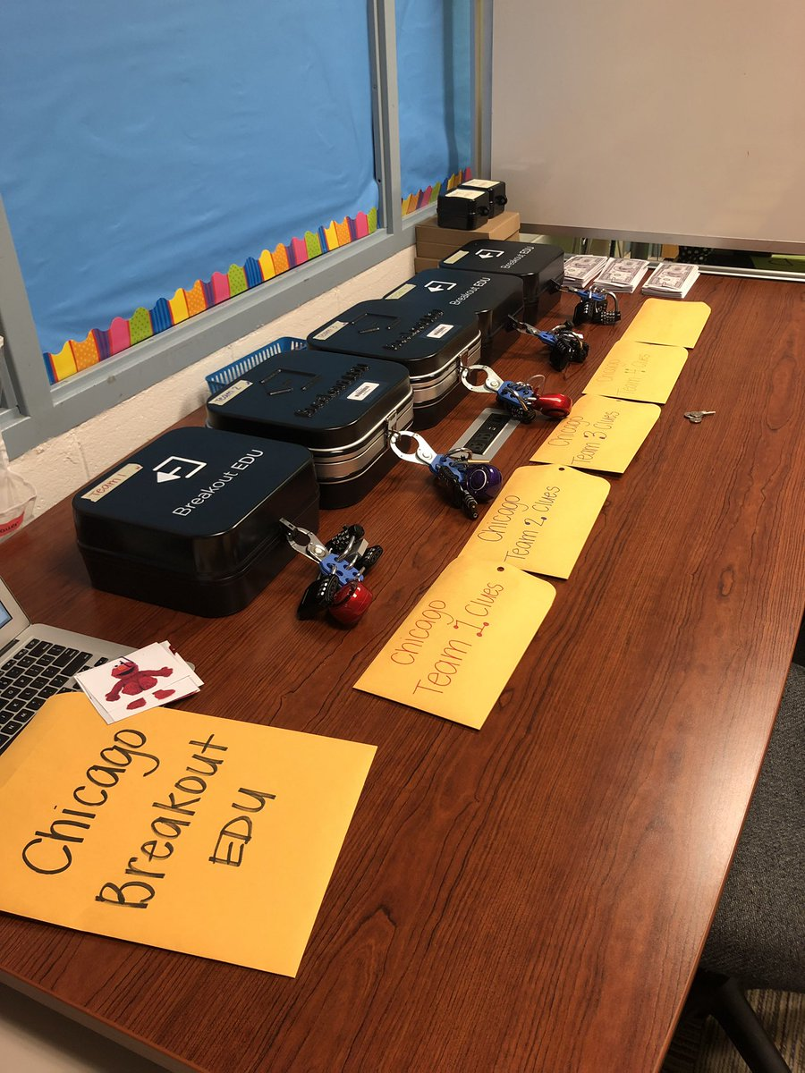 test Twitter Media - The calm before the chaos... 3rd graders are ready for their Chicago @breakoutEDU! #d30learns @jlosoff @Sislow3S @Wescott3G @Wescott3A @MrHammer16 https://t.co/4vj1f3EdKq