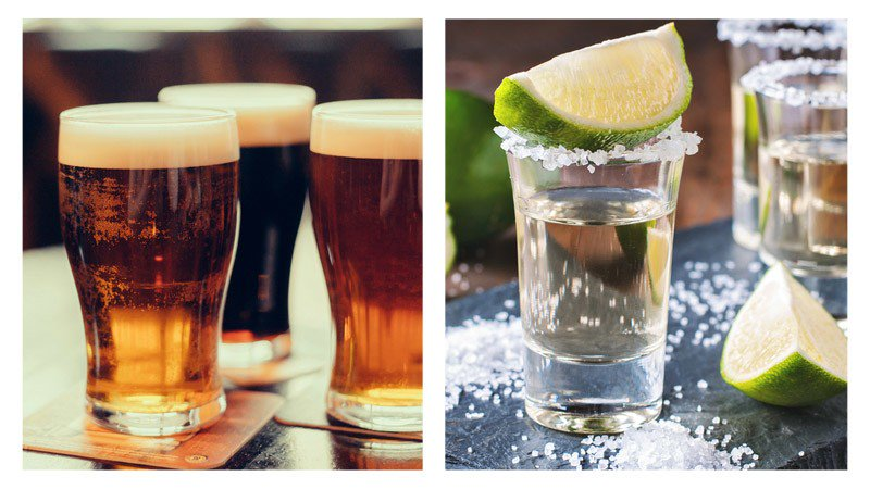 Estas son las #bebidas favoritas de los #mexicanos.  https://t.co/MHykXSNoMj https://t.co/rj8Swy57av