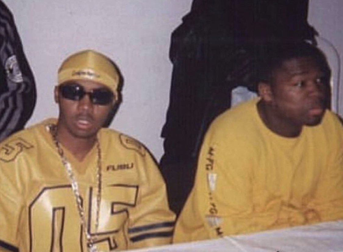 1999 Queens Nigga's Nas 50cent TBT #lecheminduroi #bransoncognac https://t.co/SMB8JtwoMI