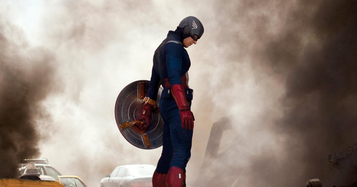 Go back in time to the set of each Marvel film that defined Steve Rogers