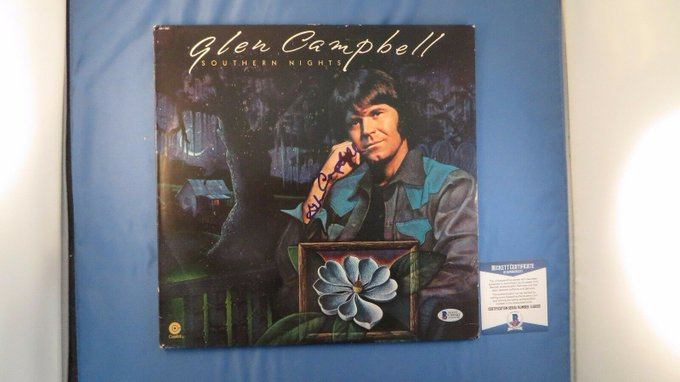 Happy Birthday, Glen Campbell!