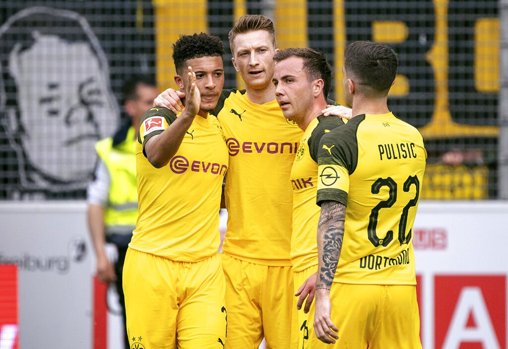 https://t.co/JJUp8ZCjdd - Kabar Bundesliga: Dortmund Percaya Diri, Bayern Dalam Tekanan https://t.co/D5nyaCDrbI
