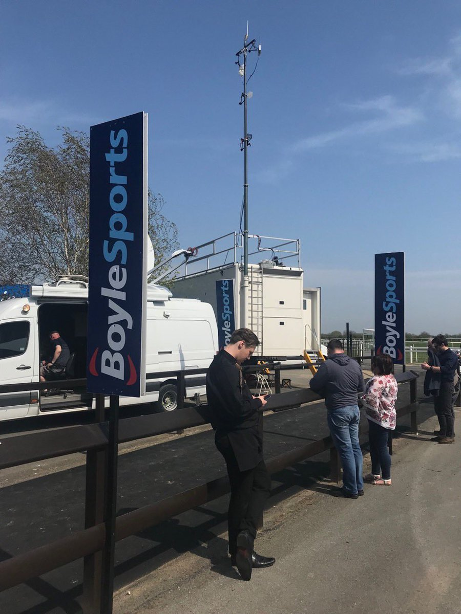 test Twitter Media - All set for another cracking day here @Fairyhouse #ComeRacing #BoylesIGN https://t.co/JMp1IsbZI5