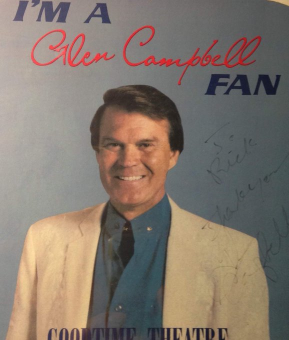 Happy Birthday    Glen Campbell