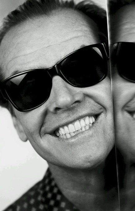 Amo su personalidad, hoy Jack Nicholson cumple 82 años. Happy Birthday Jack!