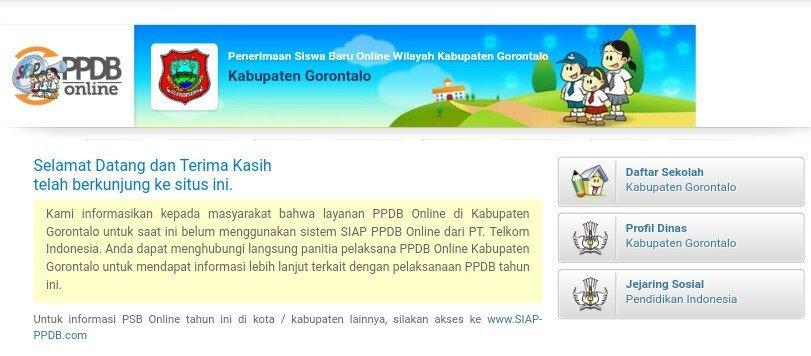 Cara Pendaftaran PPDB Online SMP Kabupaten Gorontalo2019/2020 https://t.co/PuLhsMJhJa https://t.co/dD5jDzYORm