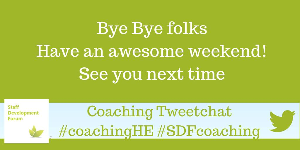 test Twitter Media - Bye Bye folksSee you on Friday 31 May from 12 to 1 pmHave a lovely weekend.#CoachingHE https://t.co/H0piNsc9vH