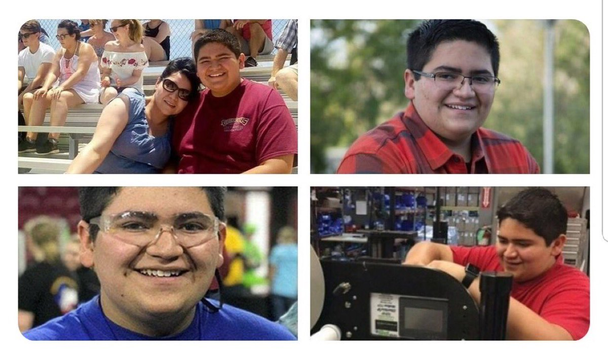 While Trump & supporters at rally yesterday, reacted by laughing when someone shouted about shooting immigrants at the border, this Hispanic boy lay dead after losing his life trying to save others from a shooter.  Did anyone say his name?  He is Kendrick Castillo, American hero.