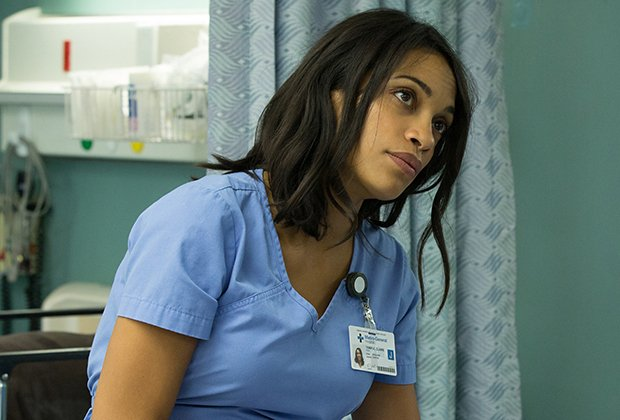 A very happy birthday to the woman who brings Claire Temple to life, Rosario Dawson!