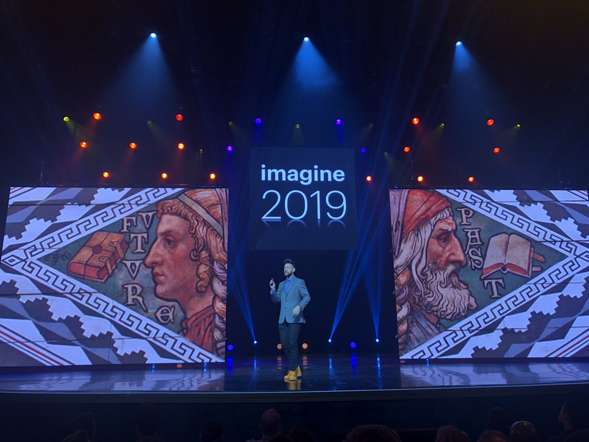 alexanderdamm: First General Session at #MagentoImagine already kicked off by @philwinkle #magento https://t.co/hSfKAKRJ94
