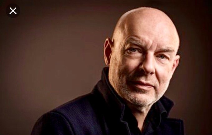 Happy birthday to Brian Eno.