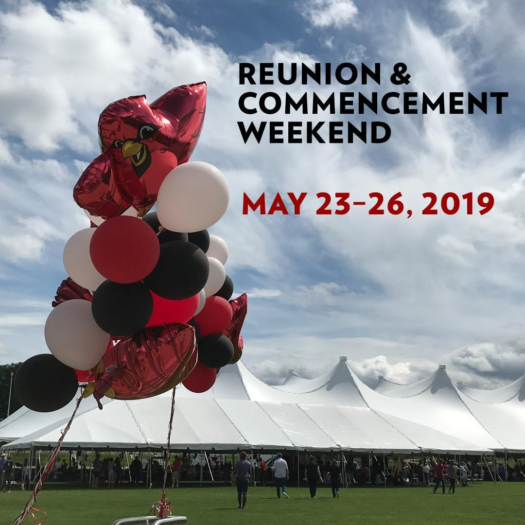test Twitter Media - How long is the ceremony? Is there a program for children? What if it rains? Get answers to these questions and more on our Reunion & Commencement FAQ page: https://t.co/6fEp3aufIf #WesleyanReunion #Wesleyan2019 #Wes2019 ⚫🔴 https://t.co/6x0lnkvZGe