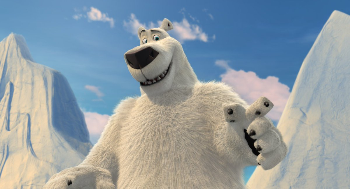 RT @NormOfNorth: Norm 😍 #1stCartoonCrush https://t.co/FPuzkhsOYb