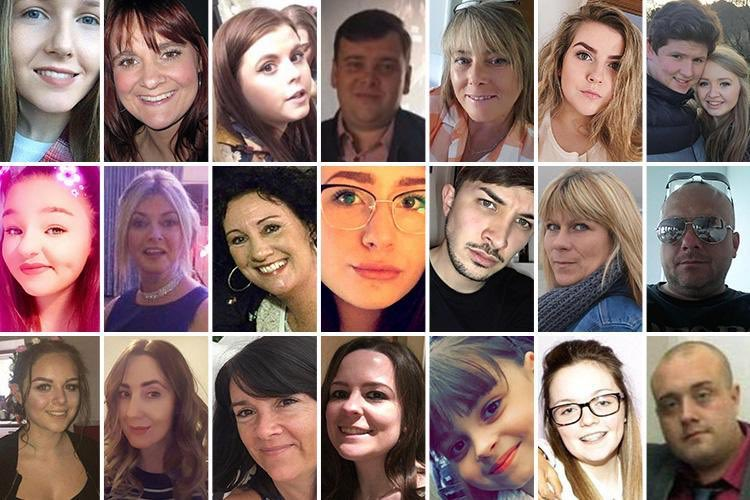 test Twitter Media - 2 years ago today something happened that should never happen. this was a hard night for us all and my heart is with all these 22 angels. don't ever let this happen again🖤🖤🖤 #ManchesterTogether #ManchesterRemembers #ManchesterBombing @ArianaGrande https://t.co/6OX8UM12St
