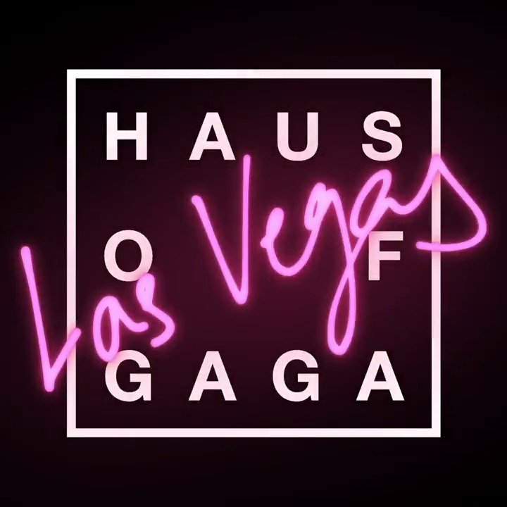 #HausOfGagaLV May 30th only at @parkmgm ???? https://t.co/AOlq2iGZg2