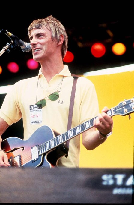 Happy birthday to the legend that is Paul Weller!