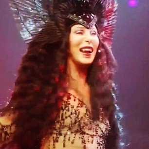 RT @10peeps3: @cher #IfIWereAVampire ... well  I loved seeing this during D2K  did you?? https://t.co/BivELepVGA