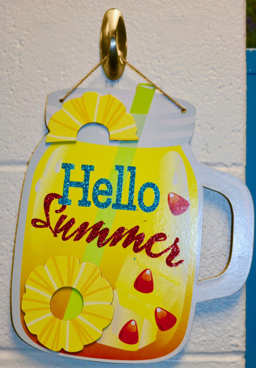test Twitter Media - Signs of Summer School! #d30learns https://t.co/XT23xvii4Q