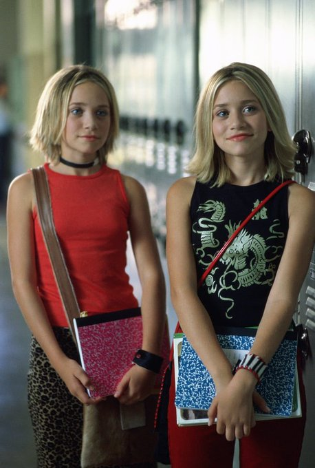 Happy birthday to Mary-Kate and Ashley Olsen!!