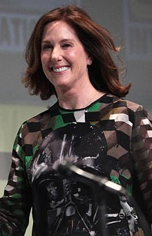 Happy 66th Birthday to film producer and current president of Lucasfilm, Kathleen Kennedy!