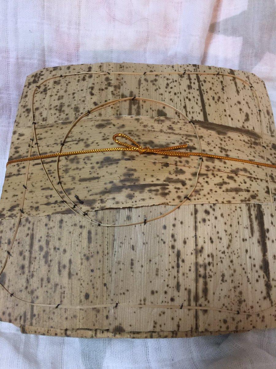 test ツイッターメディア - 八雲もちはいつ食べても美味しい  紙箱より.100円違いなら竹の箱のが 玉手箱感が出てテンション上がる! https://t.co/cTu3JkUZ3x