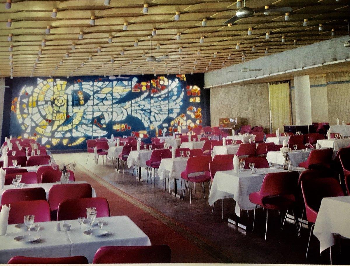 RT @edentravels: Gulistan Restaurant, Tashkent, 1967. https://t.co/a4fOYHJvSy