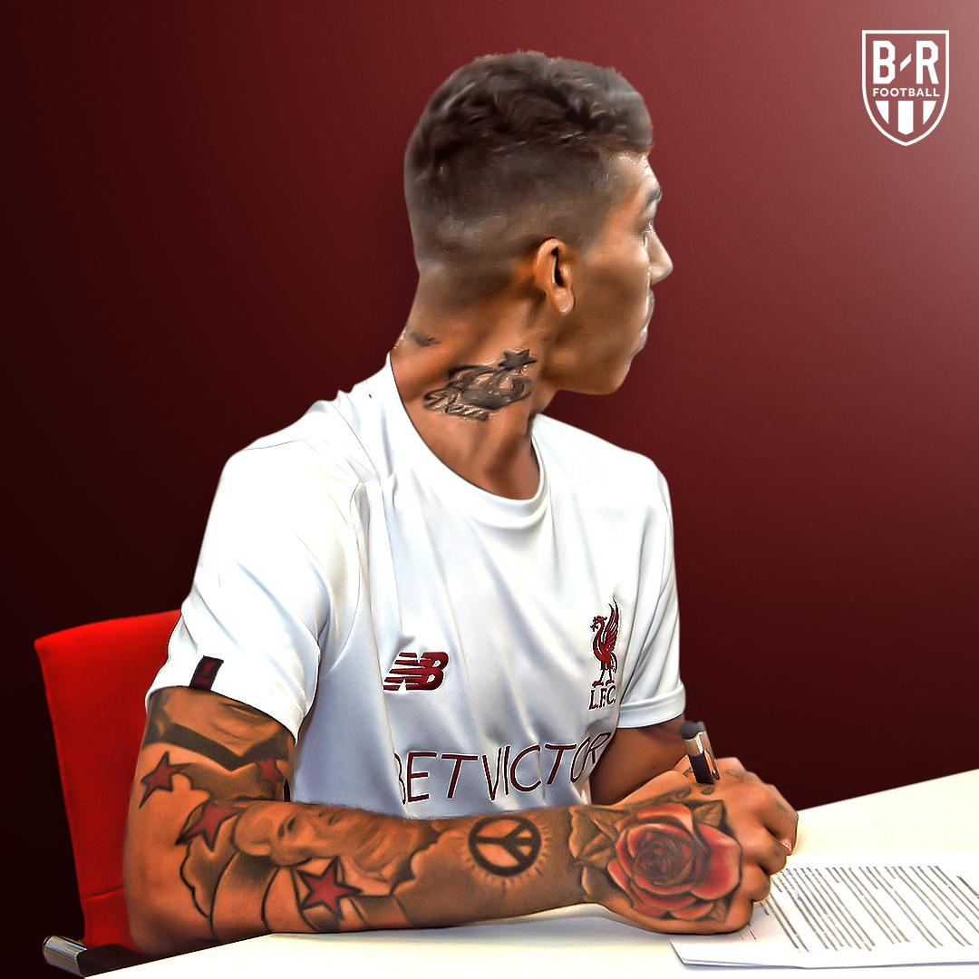 RT @brfootball: On this day in 2015, Liverpool signed Roberto Firmino 👀 https://t.co/VhhKfSrMXV