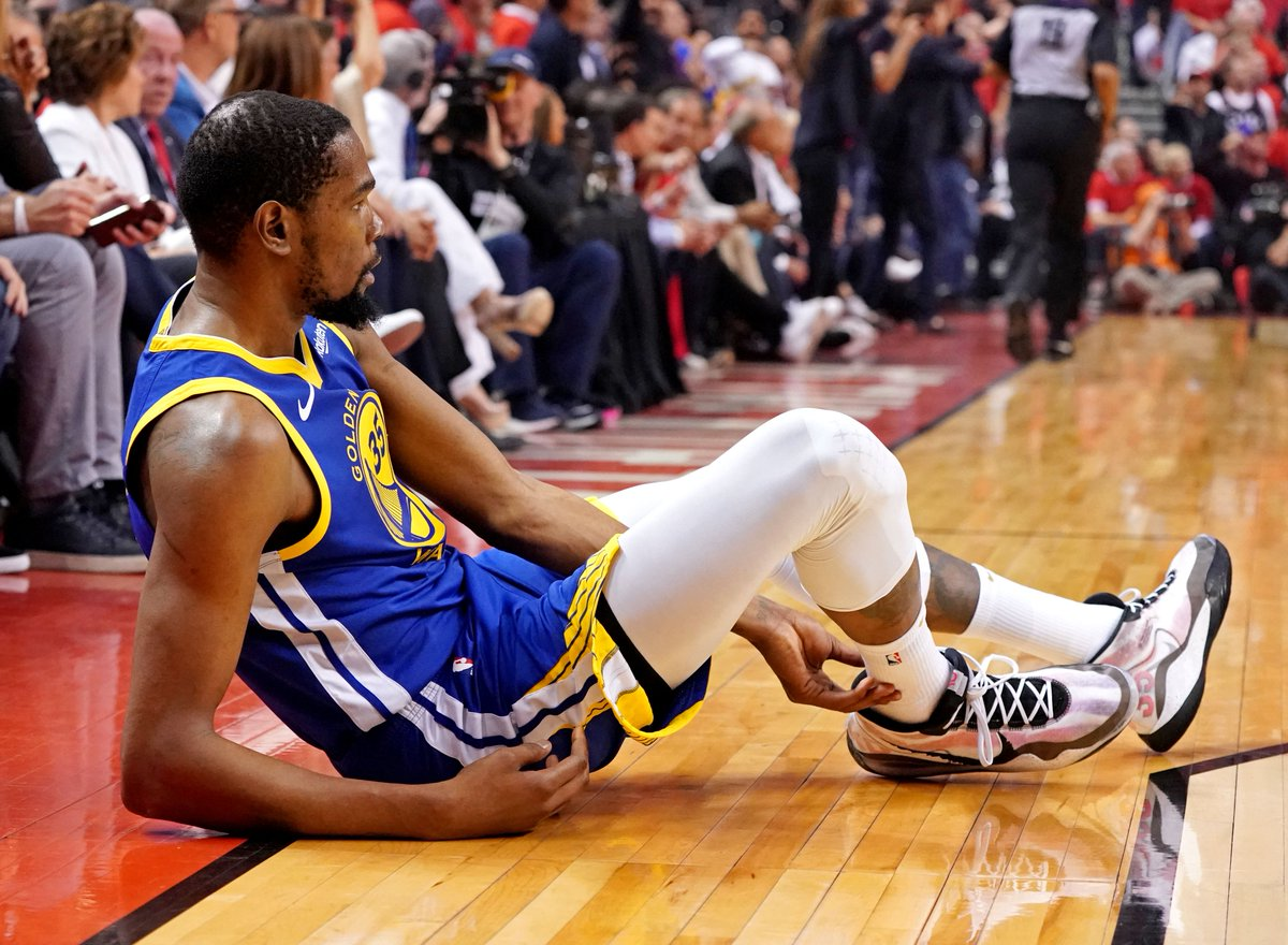 test Twitter Media - Report: At least two teams no longer interested in Kevin Durant due to injury #DubNation #HereTheyCome #ClippersNation #NBATwitter https://t.co/owQdyFFu5E https://t.co/3X9NKMqCQa
