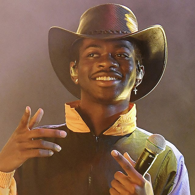 test Twitter Media - Lil Nas X has now blocked:  ☑️ Drake ☑️ Taylor Swift (twice) ☑️ Katy Perry ☑️ Miley Cyrus ☑️ Ed Sheeran/Justin Bieber  ➕pretty much everyone else from a No. 1 over the last 12 weeks. https://t.co/3RgQWQ7g3Q