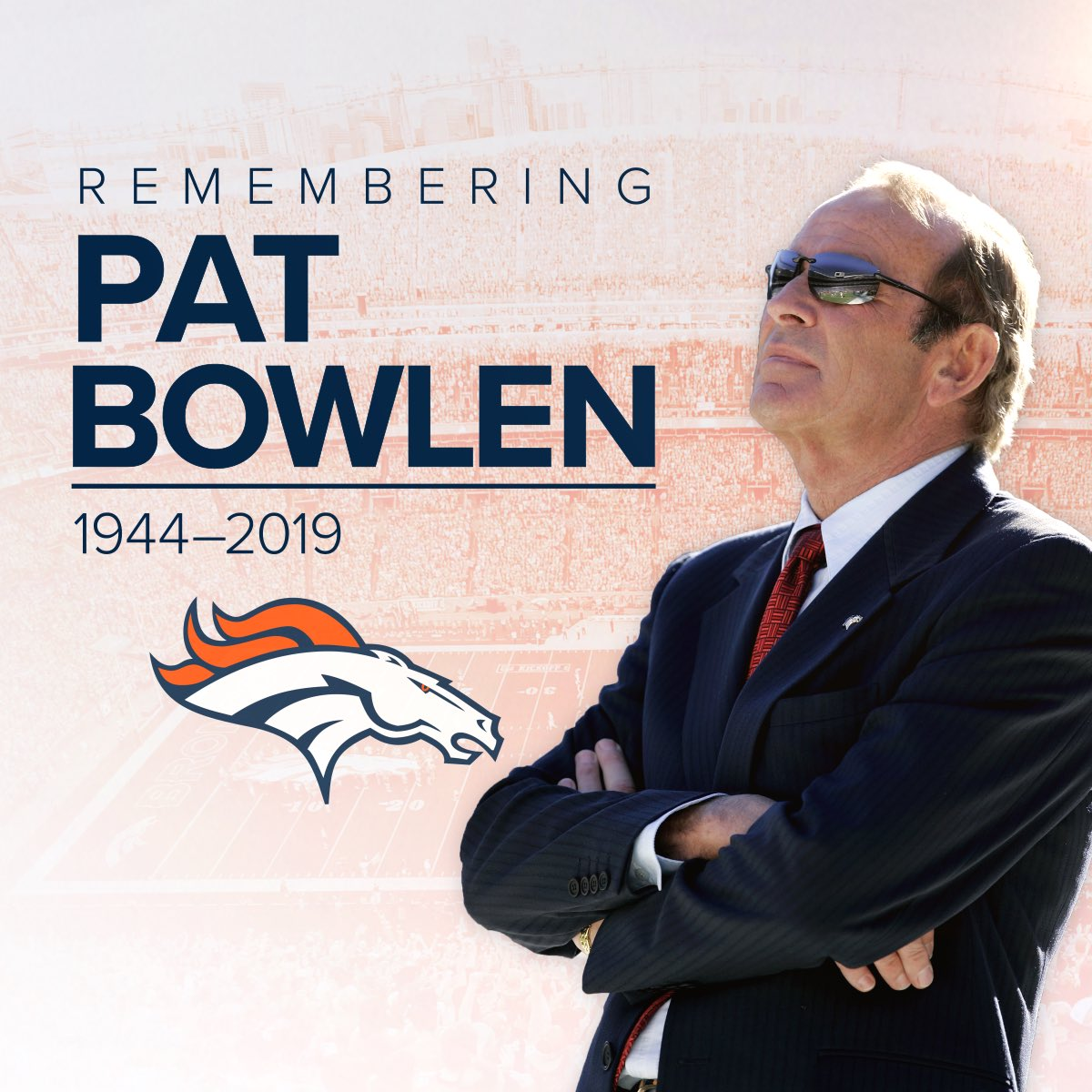 Legendary Denver Owner Pat Bowlen Dies At 75 Country