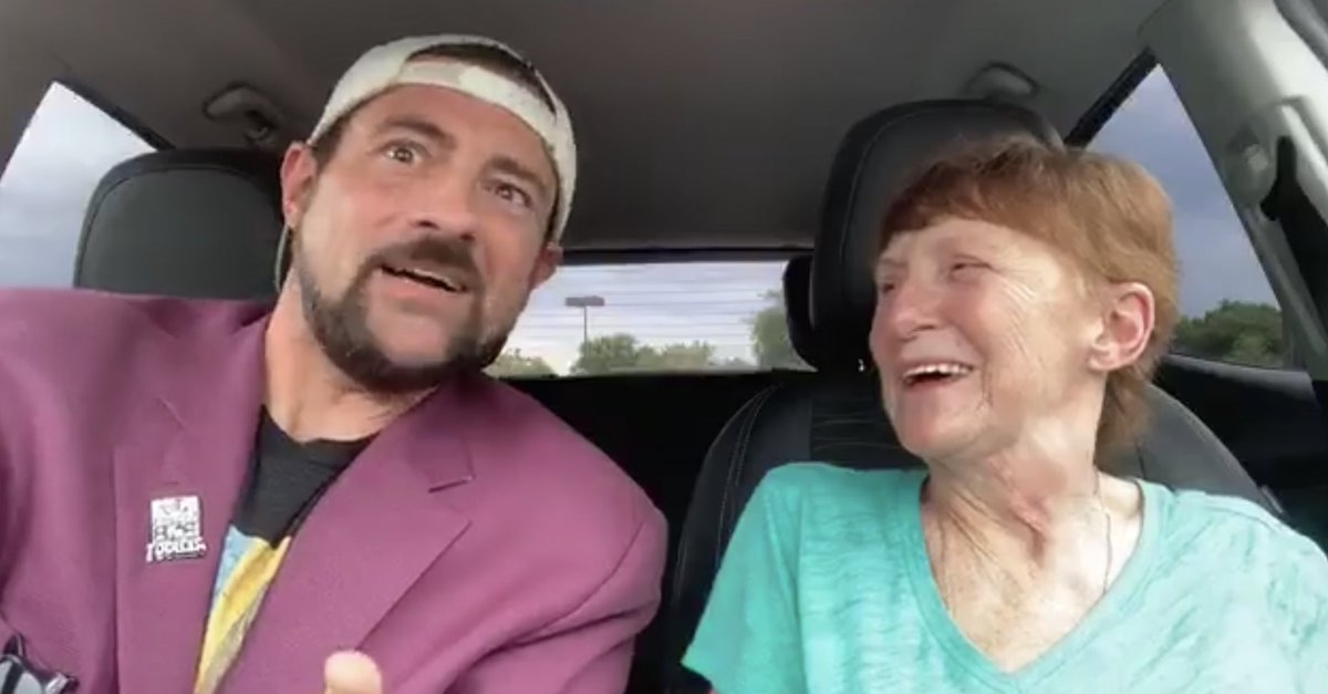 First World Problems! Me and my 73 year old Mom take on @WGAWest and the @directorsguild: https://t.co/BqyoWq4x9U https://t.co/GcA4Q7MHaA