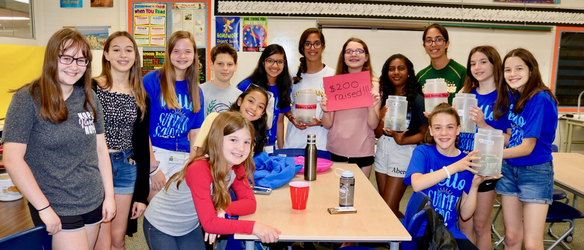 test Twitter Media - Summer School's 1st lemonade stand reaps sweet proceeds! The Service Learning class collected $200 to benefit Heartland Animal Shelter &  P&G's Children Safe Drinking Water initiative! Fridays at WB, except 7/5 & 7/12. https://t.co/bJpy08rv9h https://t.co/zg84oySJnq #d30learns https://t.co/e7zjc8qD3x