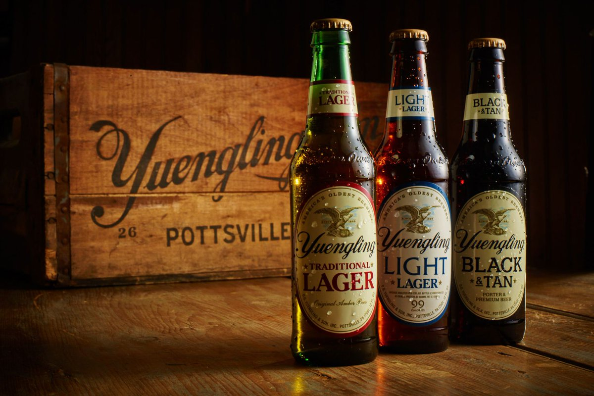 Yuengling's nearly 200 year-old brand is run by a father, 4 daughters