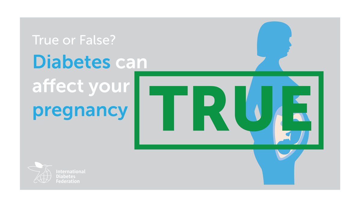 test Twitter Media - It's true: #diabetes can affect your pregnancy. 1 in 7 births is affected by gestational diabetes. Careful control of blood glucose levels is important to reduce the risk https://t.co/Z85Z664vPJ https://t.co/S2Sc2dEkVl
