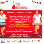 El IMDRI apoya realización de carrera 5K Sanjuanera: https://t.co/r93YmP9iGO https://t.co/ucGrDlMpWX