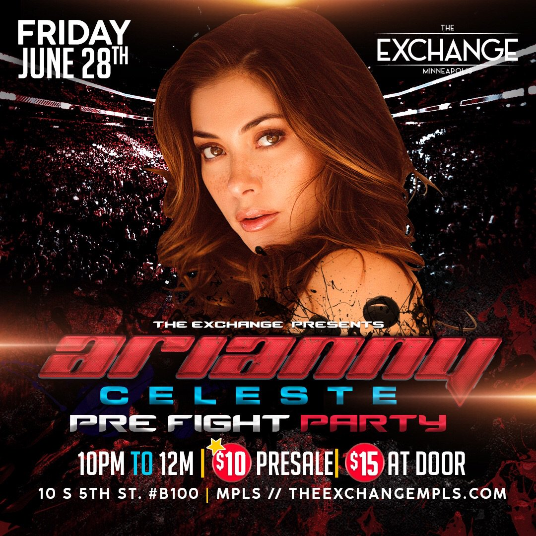 See u next Friday @theexchangempls ???? https://t.co/GymjJ7JeGp