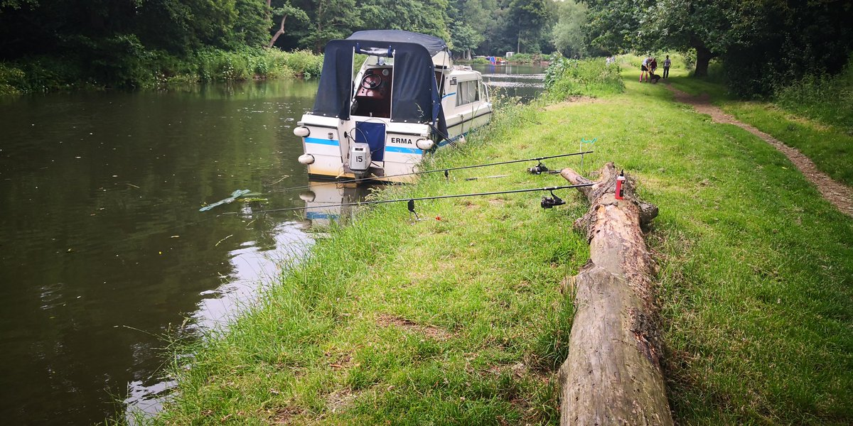 A night out not much happening. In fact it's very <b>Quiet</b> or even a bit #carpfishing https://t.