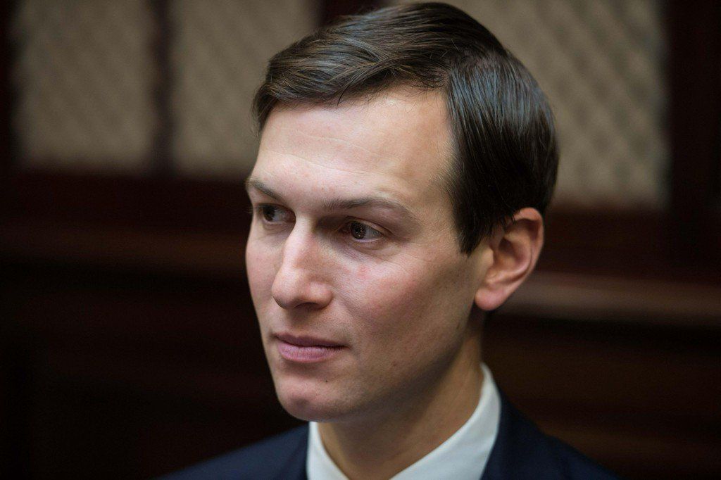 Report Trump's son-in-law Jared Kushner proposed secret communications with Russia