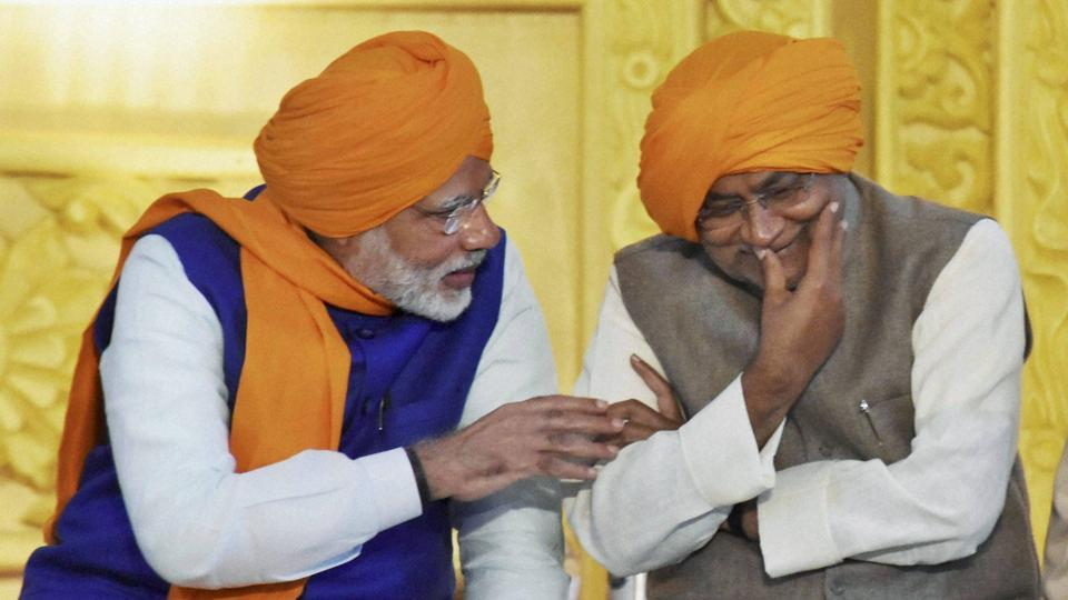 .@NitishKumar's lunch with PM @narendramodi sparks speculation of JD(U)-BJP alliance