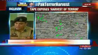 #WATCH Top cop from Jammu and Kashmir speaks to TIMES NOW, says opium fields used to fuel terror #PakTerrorHarvest