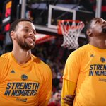 Stephen Curry Says Warriors 'Want to Do Something About' Cavaliers Having Fun