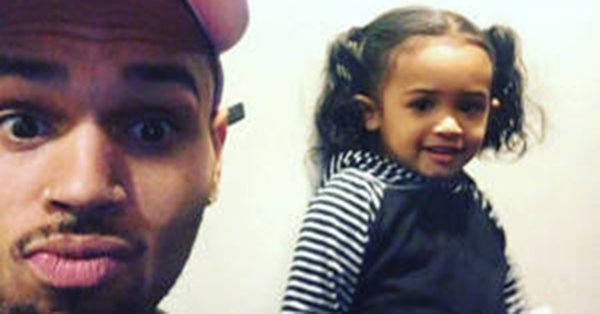 Chris Brown is sharing lots of love with his little girl on her third birthday: