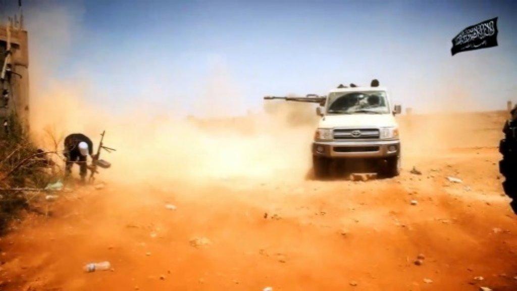 Libya jihadist group Ansar al-Sharia announces dissolution