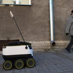 Delivery robots may find San Francisco sidewalks off-limits