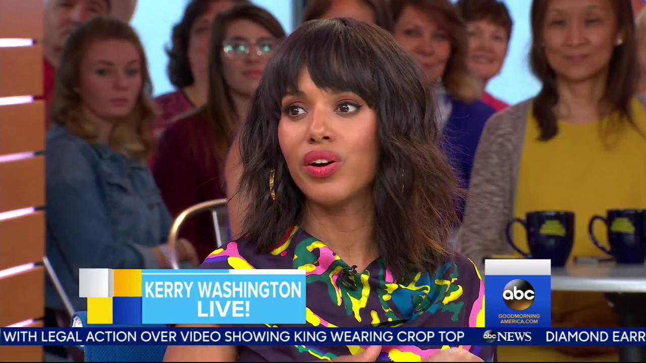 WATCH: @kerrywashington talks about the @ScandalABC finale and the final season announcement. #Scandal https://t.co/SESHulGTLs