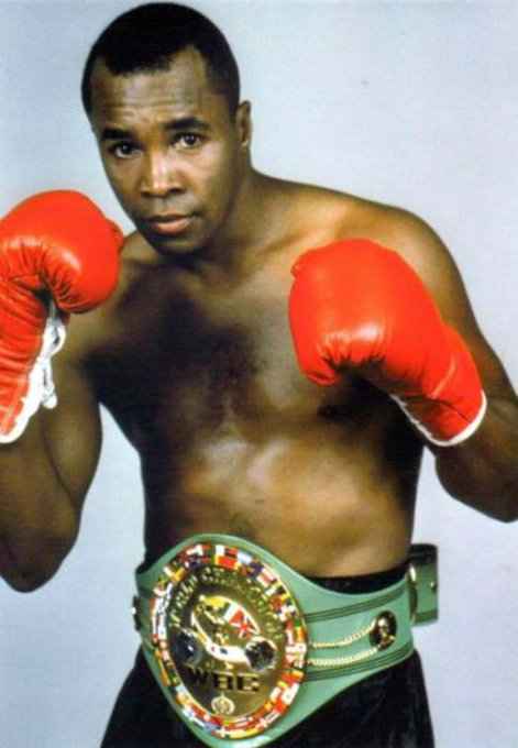 Happy 60th birthday to one of boxing\s all time great Sugar Ray Leonard