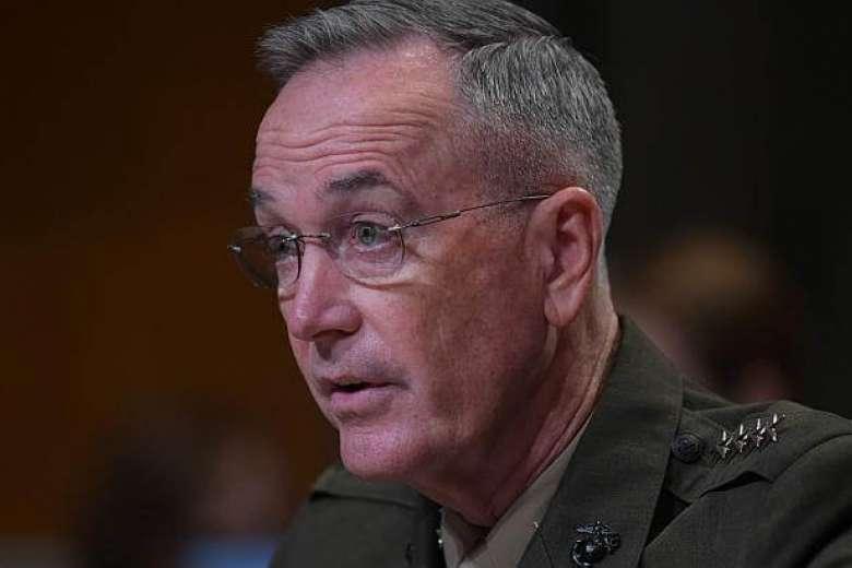 US presses idea of Nato taking over training of Iraq troops