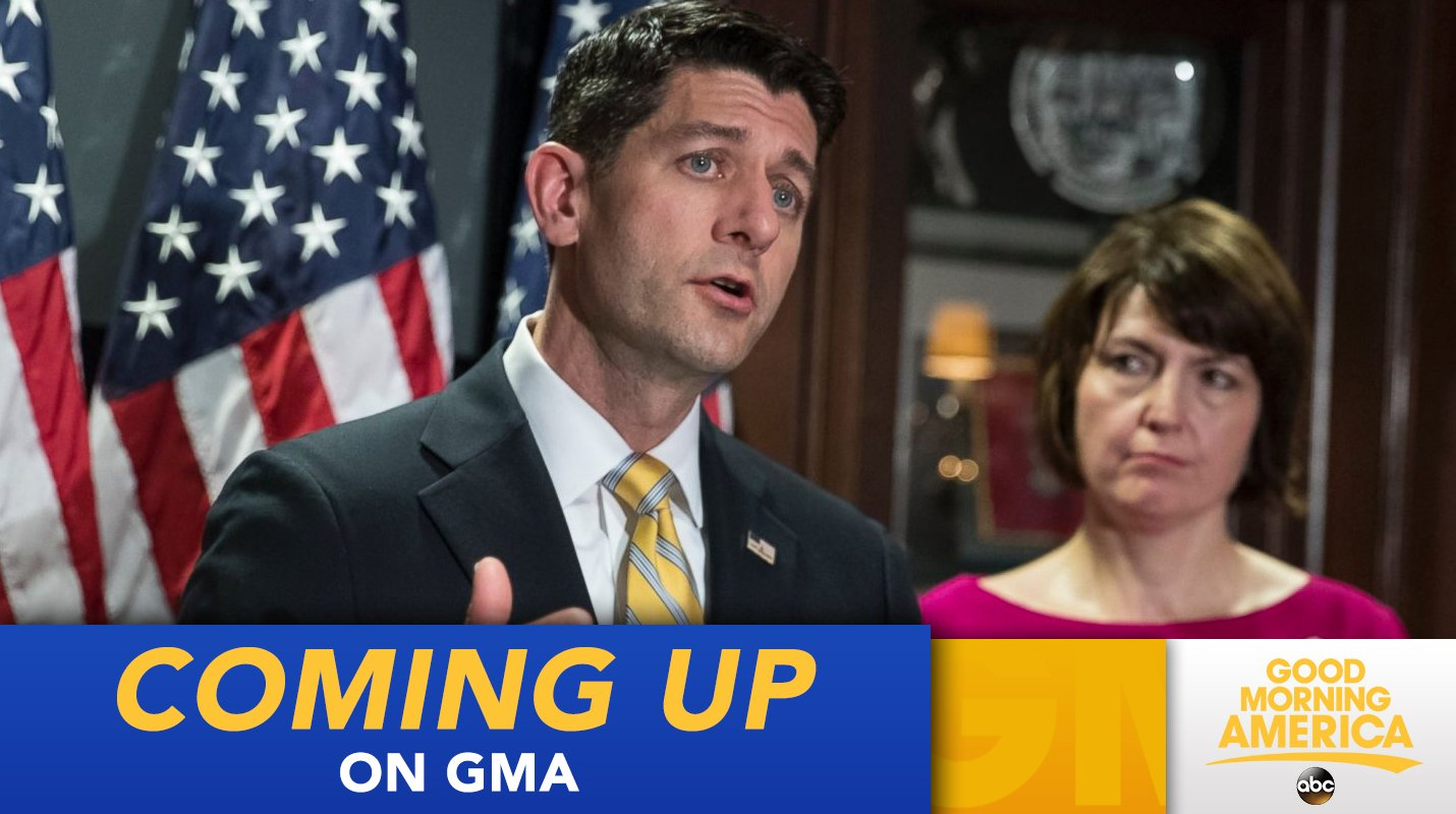 COMING UP ON @GMA: Republicans and Democrats demanding answers after James Comey memo https://t.co/S5ZIZJqWis