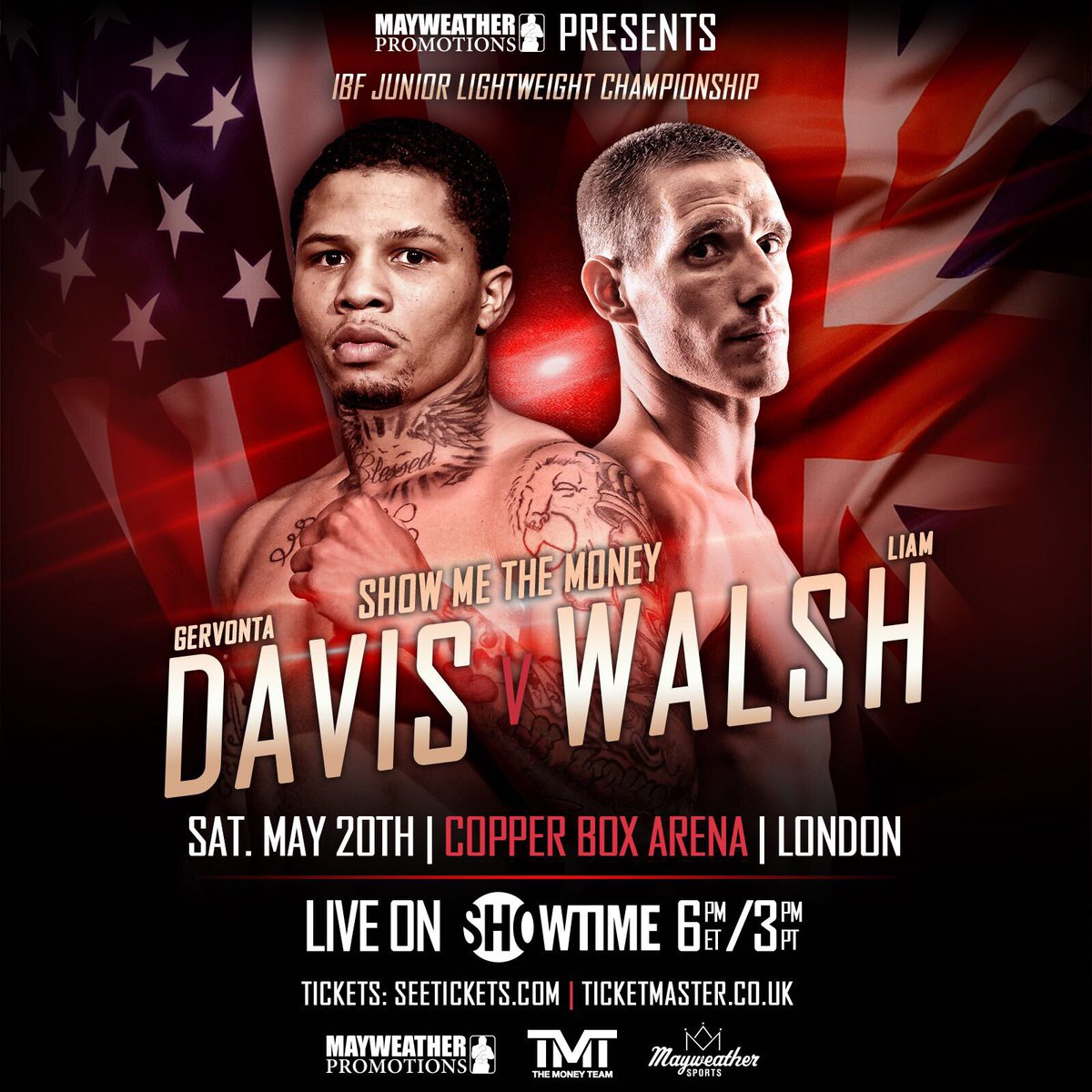 test Twitter Media - This Saturday, live on @Showtime 6pm EST/3pm PST, @Gervontaa will defend his title against Liam Walsh at the Cooperbox Arena in London. https://t.co/ksxrl7Xppv